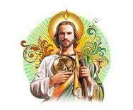 Santísimo San Judas Tadeo del morralito, por la virtud que tu le diste a tus Apostoles te pido que me alcances esa virtud porque te vener...