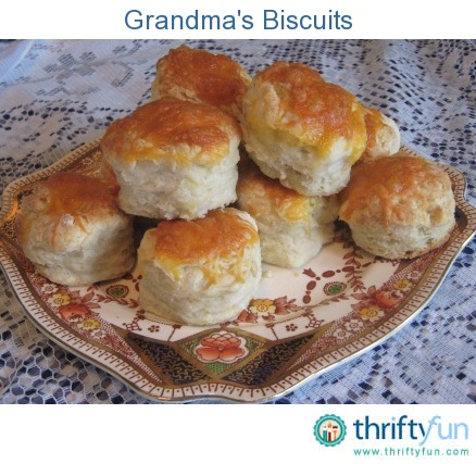 This simple but great recipe for biscuits has been passed along to me, I have tried others, but always come back to this one. An eggless recipe!
