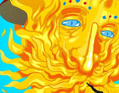 """Check out new work on my @Behance portfolio: """"Fifth Door"""" http://be.net/gallery/44596935/Fifth-Door"""