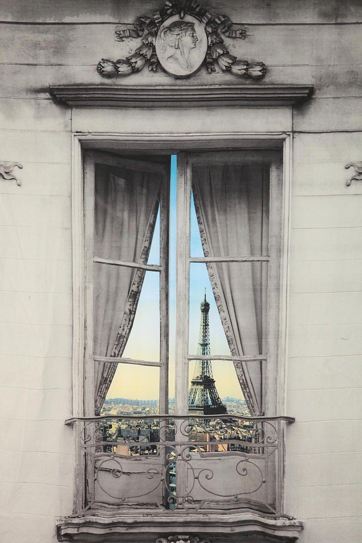 Paris view.