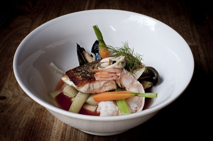 Make this light and easy bouillabaisse recipe for a refreshing dinner ...