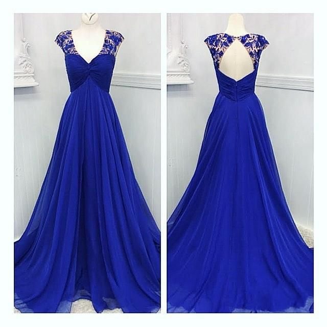 open back prom dresses royal blue prom dresses with