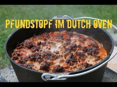 """Der """"Pfunds Dopf"""" - Pfundstopf im Dutch Oven - Party Rezept - Frohe Weihnachten! - YouTube"""