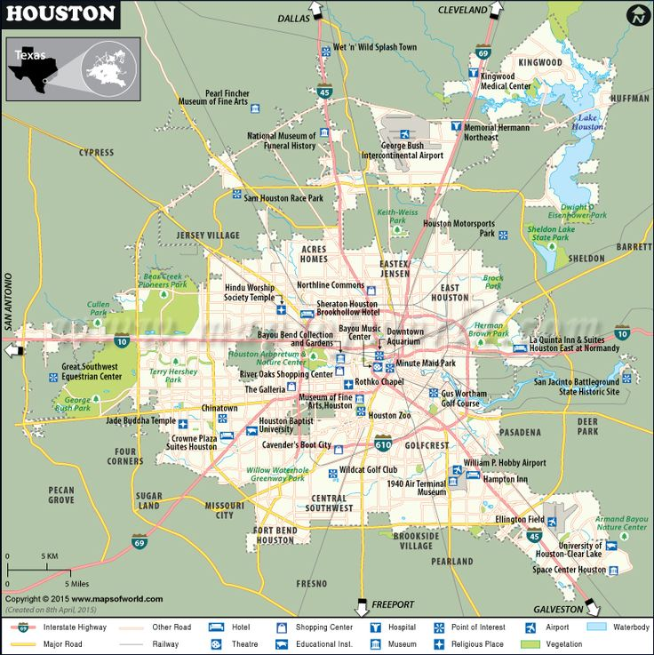 Best Houston Map Ideas On Pinterest Houston City Cities In - Map of texas showing major cities