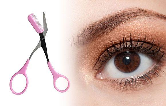 Pancarkan kecantikan Anda lewat wajah Anda yang menawan sepanjang hari dengan mini brow class cutting scissor. Alat bantu yang praktis untuk membuat alis Anda terlihat lebih rapi, hanya Rp.24.000