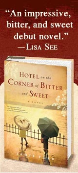 LOVED this book. Can't wait to go to the Panama Hotel with my mom and auntie.