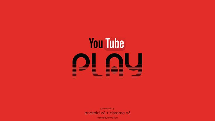 Turn Chrome browser into YouTube Player tutorial on Behance