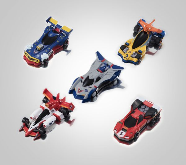 cyber-formula-collection