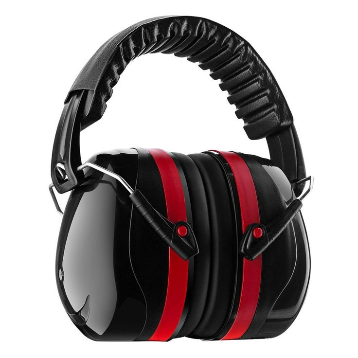 Electronic Ear Muffs Noise Cancelling Shooting Sport Hearing Protection Defender #Homitt