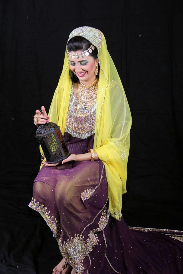 Awesome How To Live Like An Omani Princess Omani Women39s Dress