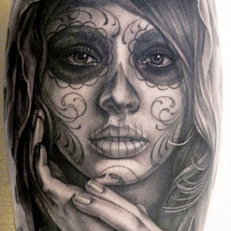 Day of the Dead by Eric Marcinizyn