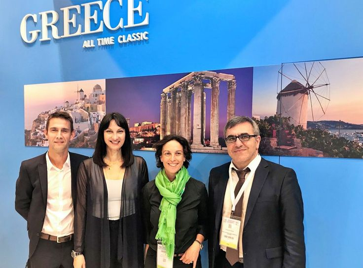 Greece Top Choice for French Travelers, 2018 Pre-bookings up by 10%