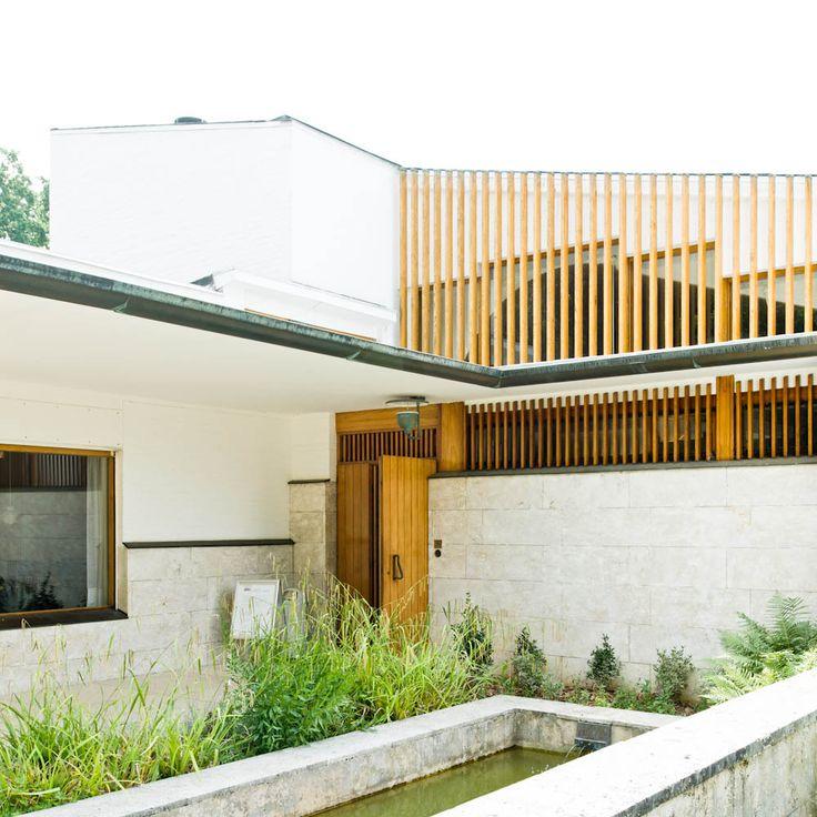 124 best Alvar Aalto, Villa Mairea, Maison Louis Carré images on - calcul surface facade maison