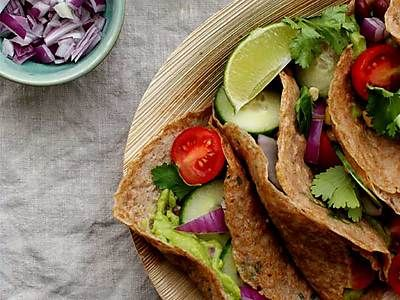 Recept Mexicaanse wraps | Ekoplaza | De grootste biologische supermarktketen van…