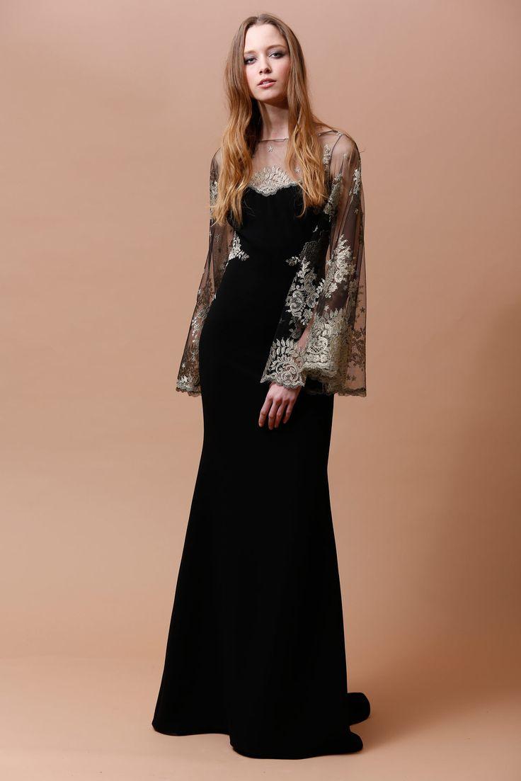 Badgley Mischka Pre-Fall 2014 Fashion Show