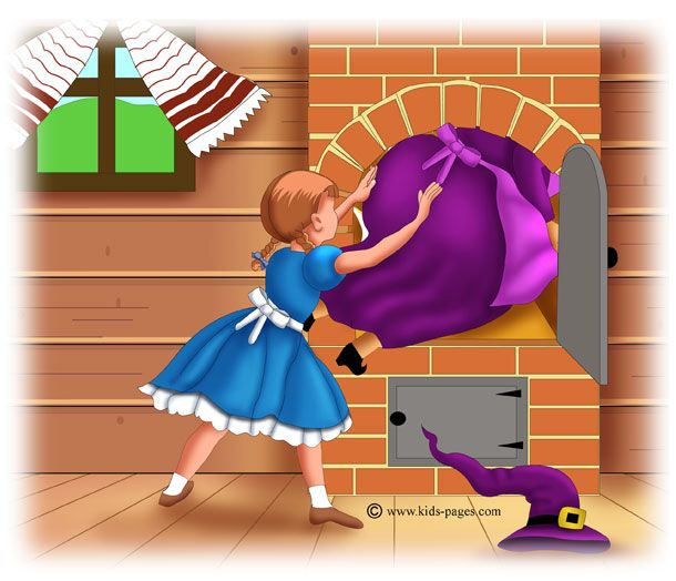 Hansel and Gretel 7