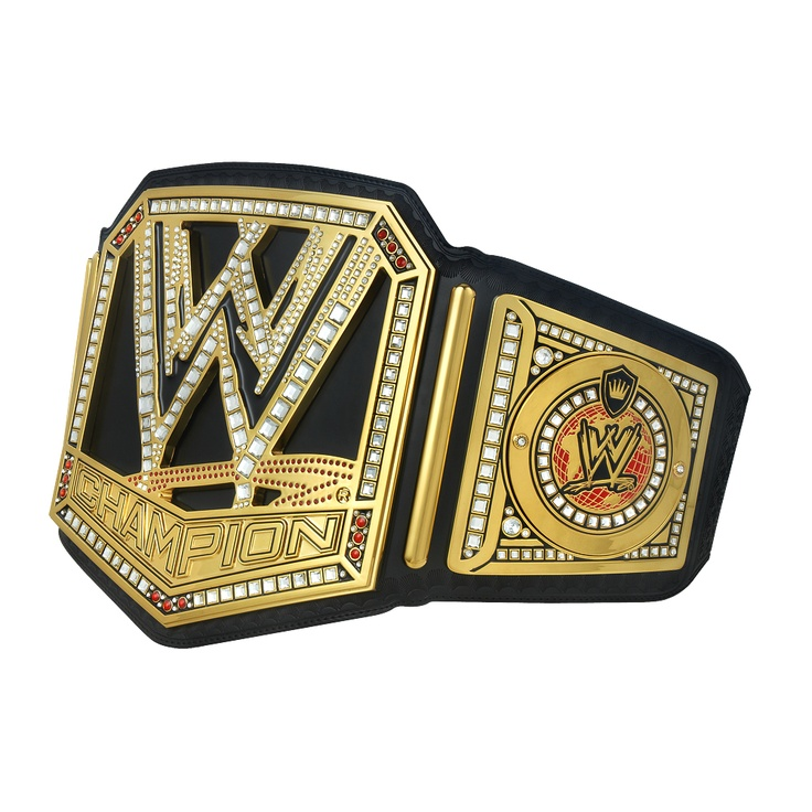 WWE Championship Replica Title Belt - #WWE