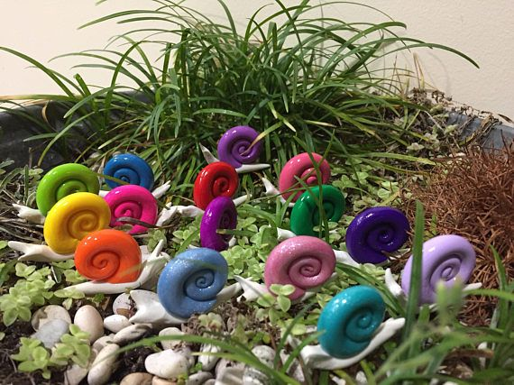 M s de 25 ideas incre bles sobre jard n de hadas en for Caracoles de jardin como eliminarlos
