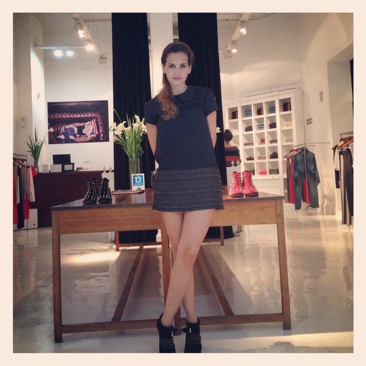 Sabrina Garciarena: Vestido Desiderio!