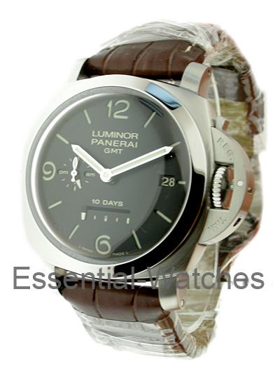 Panerai 1950 PAM00270 PAM 270 - 1950 10 Day GMT Automatic in Steel
