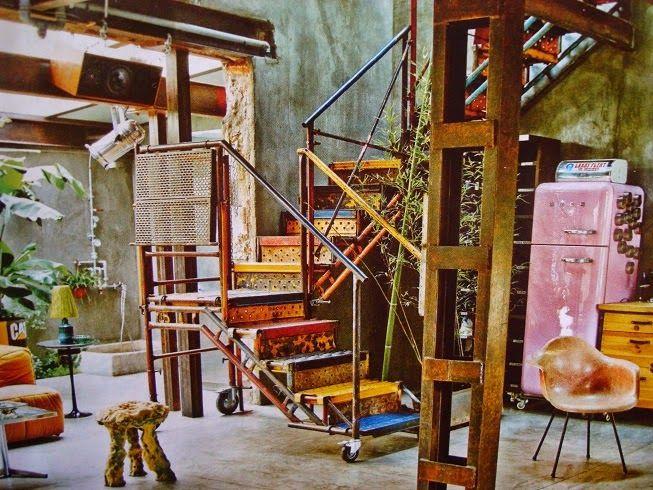 KP Tienda Vintage Online: Focos apliques estilo industrial ** Vintage wall sconces