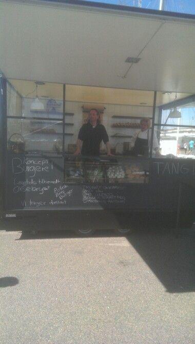 Madværket, Det Rullende Nørdekøkken, street food, koncept burger, gademad, madbod, gadekøkken, mobil køkken