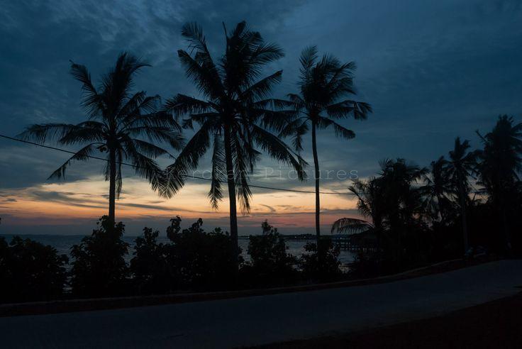 Sunset in Bali (Batu Licin) - Bintan Island