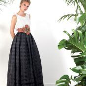 Vestidos de fiesta vintage en buenos aires