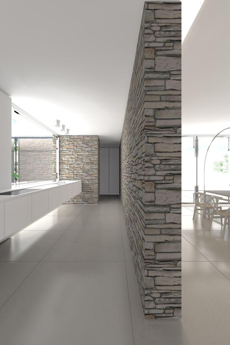 house FD in Belgium by Filip Deslee