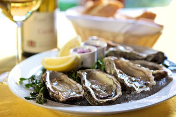 Guide to eating oysters