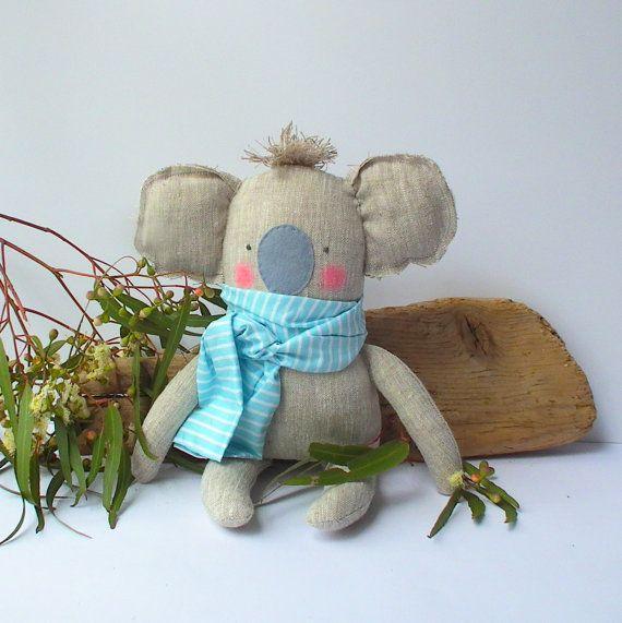 Koala jouet jouets linge de bébé peluche jouet Koala koala