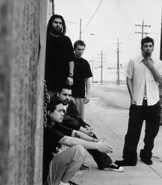 Deftones; Deftones is an American alternative metal band from Sacramento, California, founded in 1988. The band consists of Chino Moreno, Stephen Carpenter, Chi Cheng, Frank Delgado, and Abe Cunningham