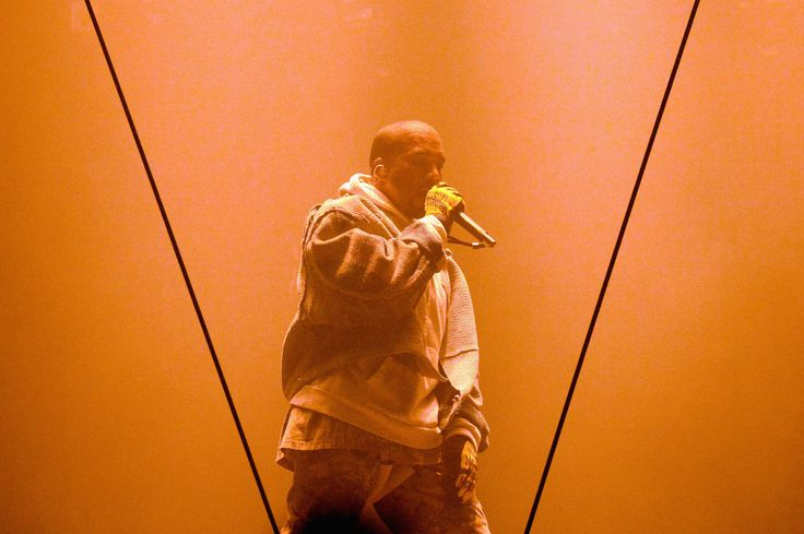 Kanye West album is the first to go platinum from streaming alone