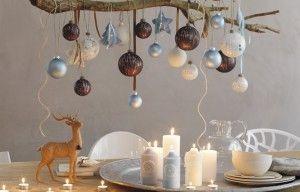 Wouw, mooie kerstdecoratie :)