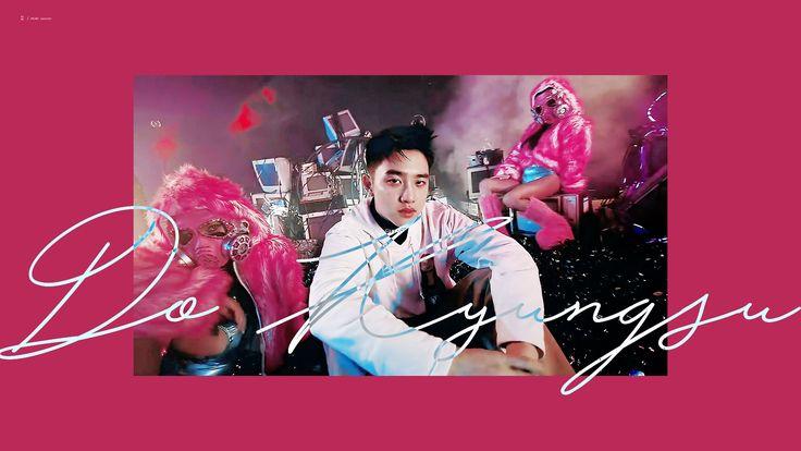 [BG] EXO 'COUNTDOWN' Teaser Clip #디오 #DO #EXO /배경화면 1920*1080