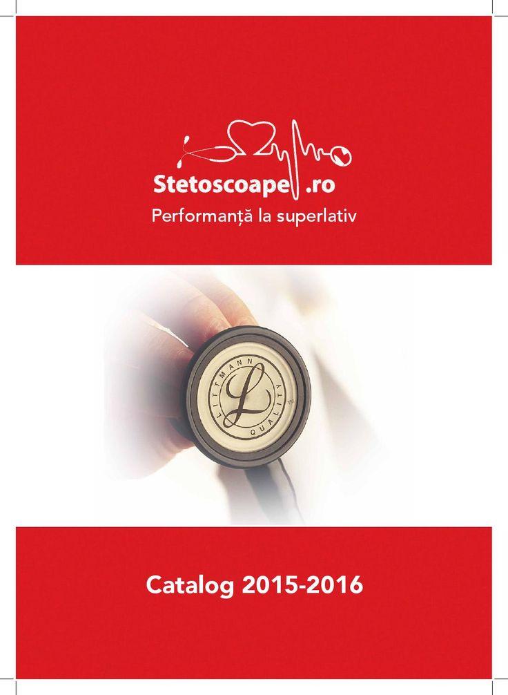 Stetoscoapero catalog 2015 2016