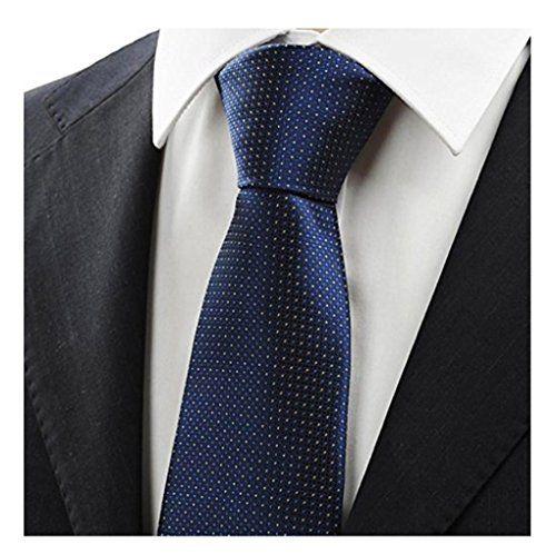 MENDENG Classic Plaid Blue Tie Jacquard Woven Silk Men's ... https://www.amazon.co.uk/dp/B01I1GVJG8/ref=cm_sw_r_pi_dp_x_EG95xbP10KEMK