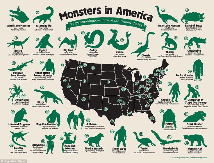 Risultati immagini per the american monsters foto