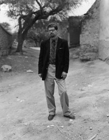 Allen Ginsberg, 1954 in Mexico
