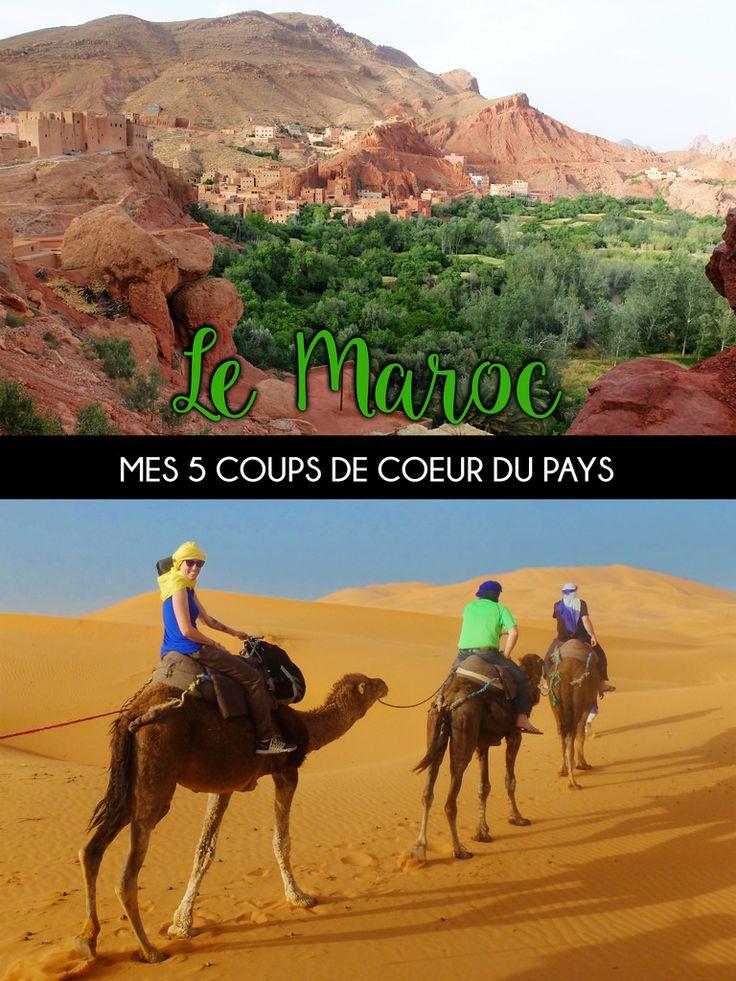 #Maroc #Morocco #top5 #coupdecoeur #travel #voyage