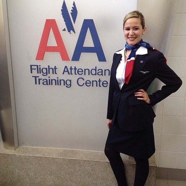 American Airlines. Flight Attendant