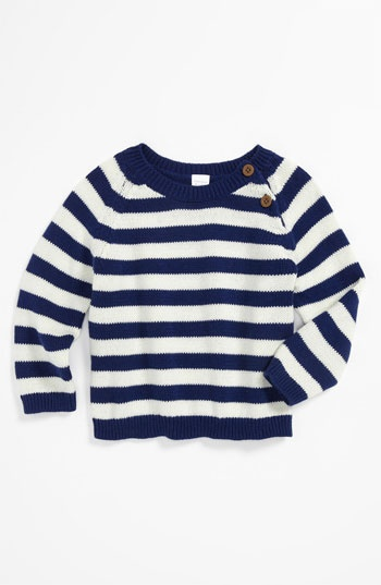 Nordstrom Baby Stripe Sweater (Infant)   Nordstrom