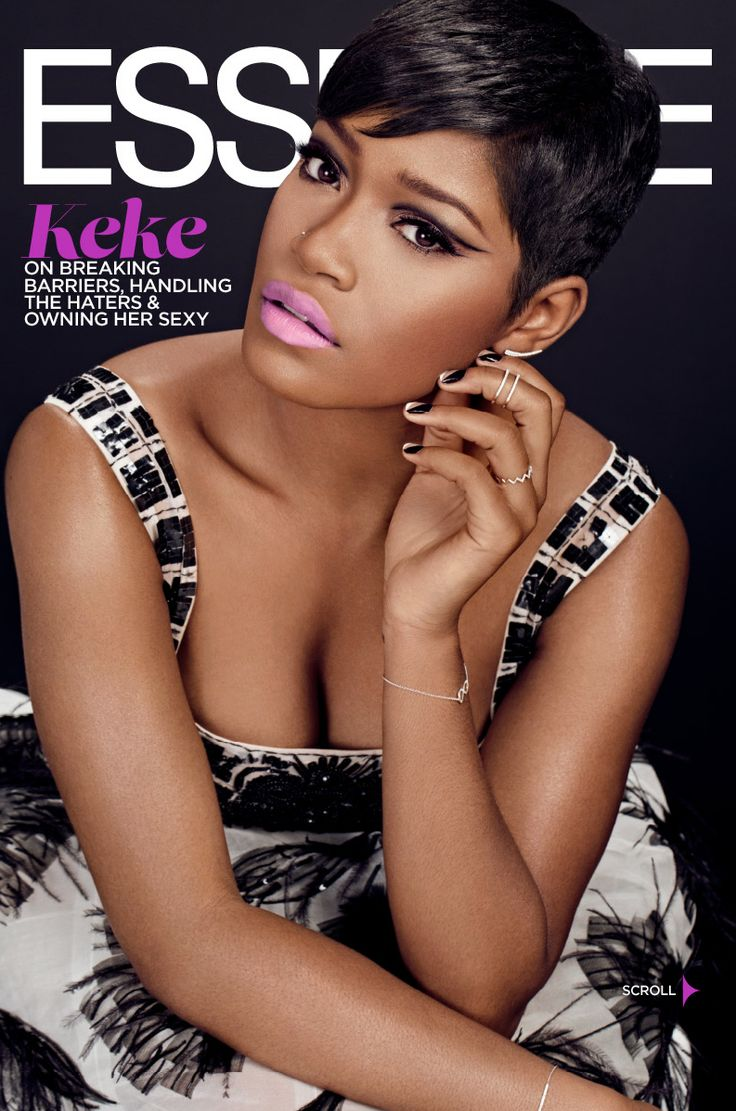 Essence Magazine January 2015 Actress Keke Palmer Photo