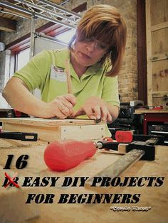 Condo Blues: 16 Easy DIY Projects for Beginners