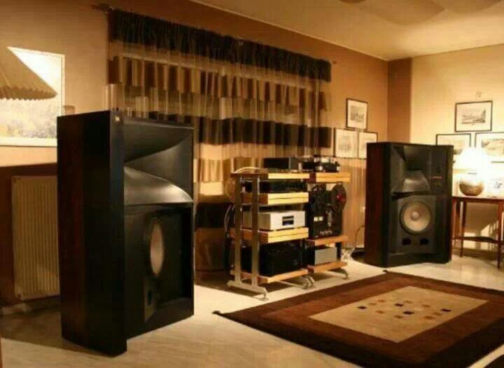 Hifi Setup Living Room