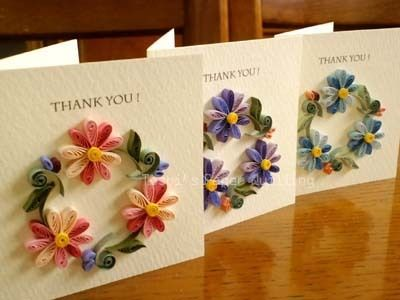 Quilled flower patterns for cards                                                                                                                                                                                 More