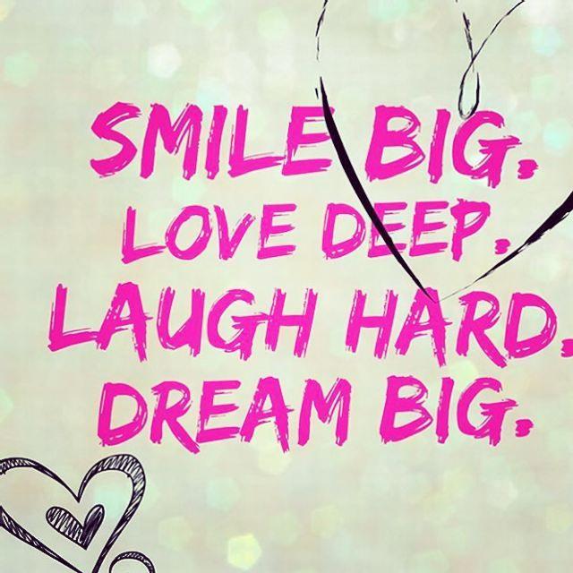 SMILE BIG TODAY - it is your day!!! :))) @hamoriblanka