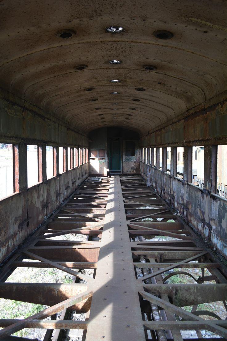 old train wagon 2