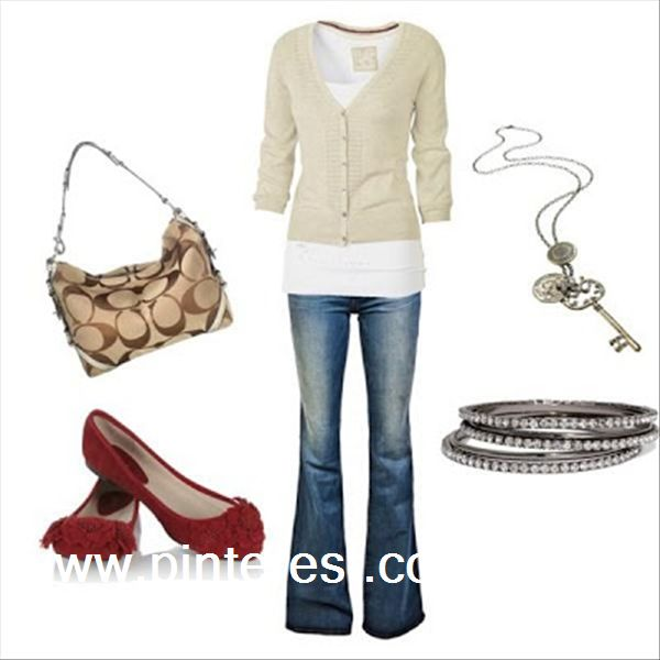 Perfect outfit for a casual fall and women outfit ideas