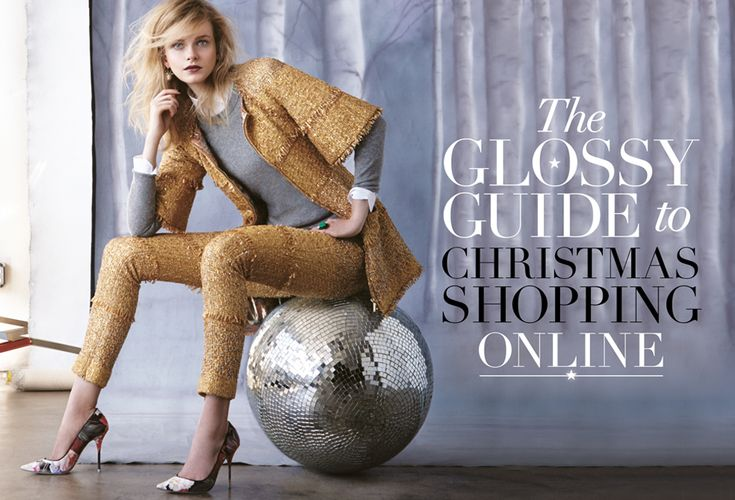 12 Days of Glossy Christmas Shopping Beauty on The Gloss, The Irish Times magazine.  Edit of the ten most chic sites to seek your Christmas gifts.